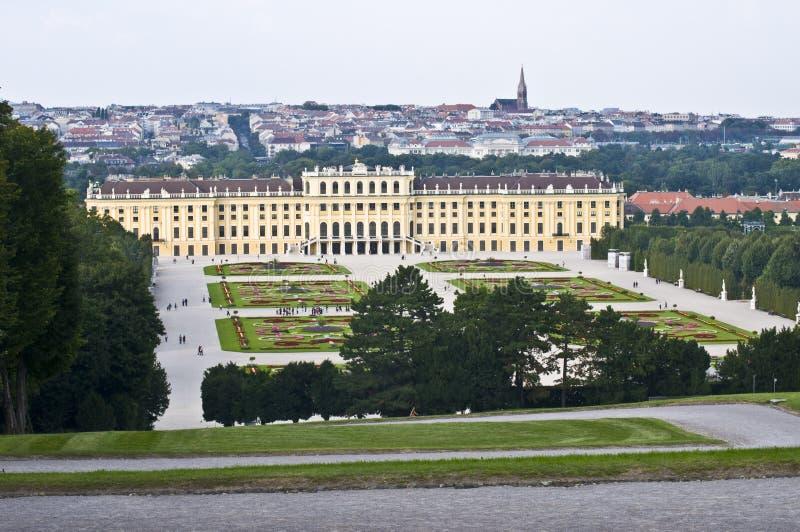 Download Schoenbrunn stock photo. Image of complex, heritage, landmark - 11996814