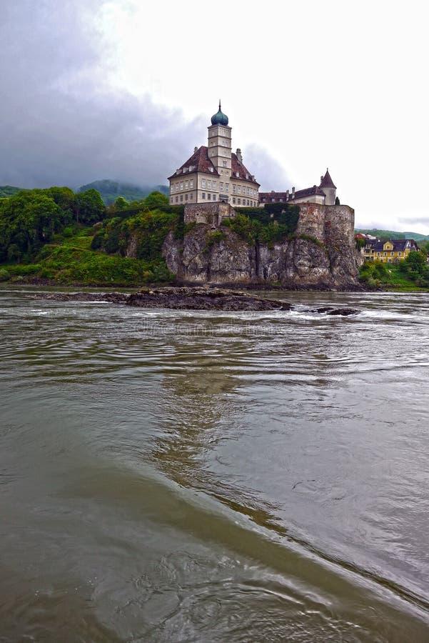 Schoenbuehel, Wachau austria imagen de archivo libre de regalías