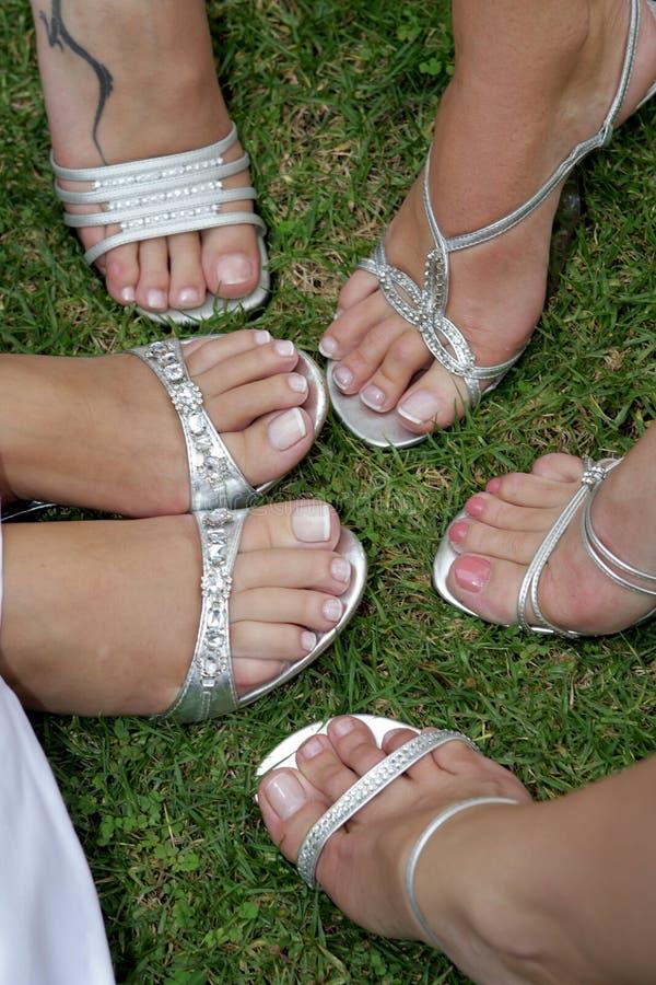 Schoenen royalty-vrije stock foto's