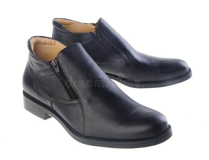 Schoenen, mensenschoenen op achtergrond. royalty-vrije stock afbeeldingen