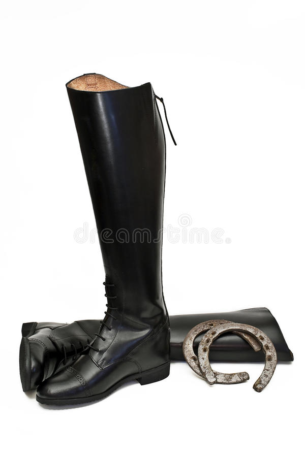 Schoenen voor twee stock fotografie