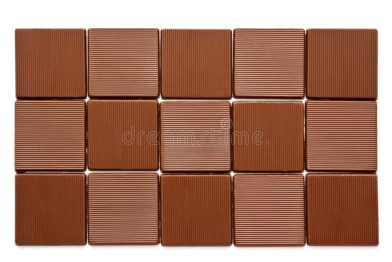 Schokolade. stockbilder