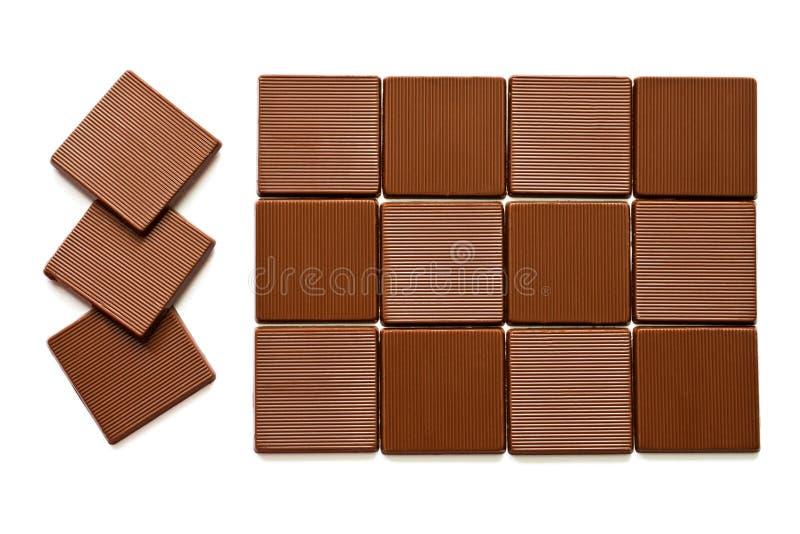 Schokolade. lizenzfreie stockbilder