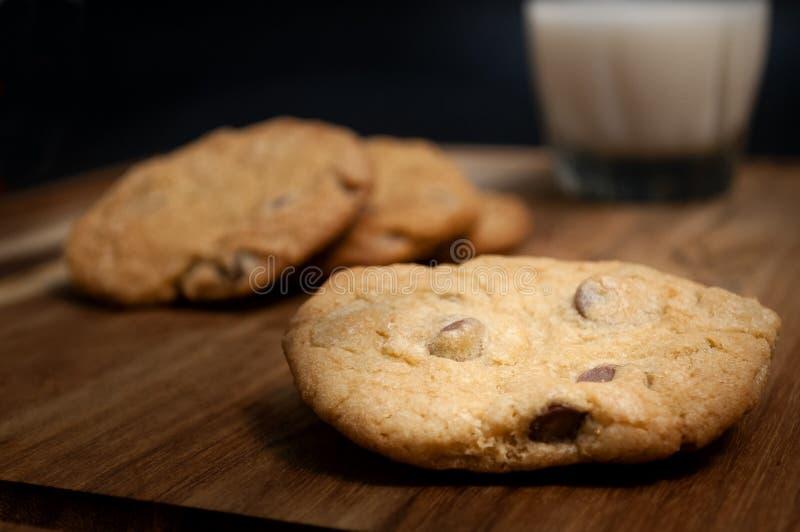 Schokolade Chip Cookies II lizenzfreies stockbild