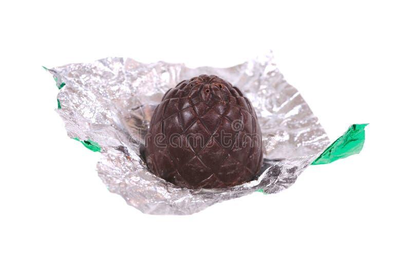 Schokolade ein Bonbon lizenzfreie stockfotografie