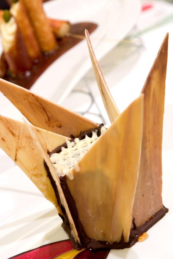 Schokolade Winged Ekstase stockfotos