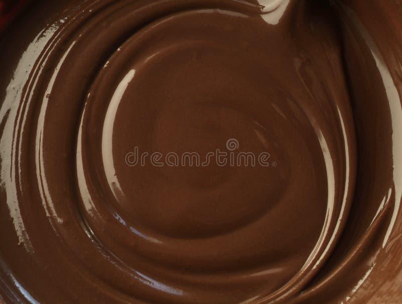 Schokolade zum auszubreiten lizenzfreie stockfotos