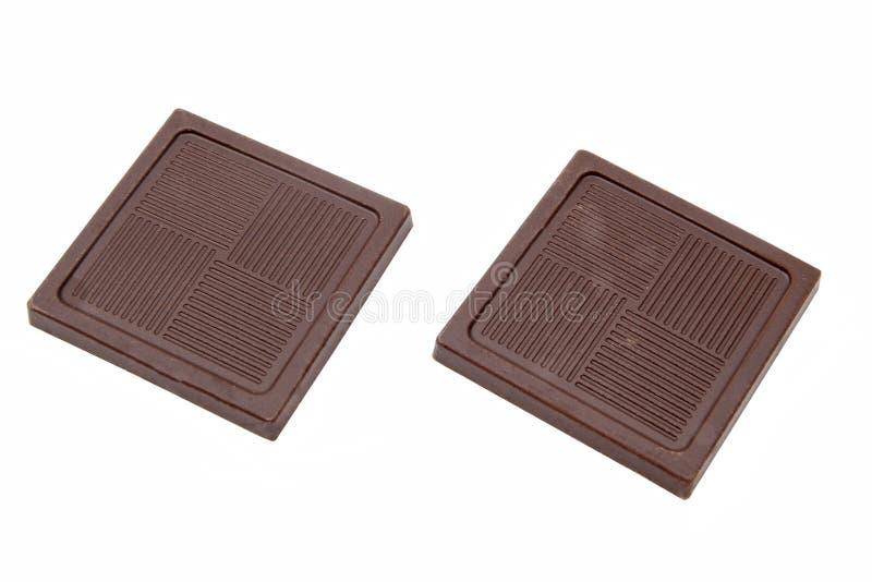 Download Schokoladen stockbild. Bild von stück, getrennt, geschenk - 27735359