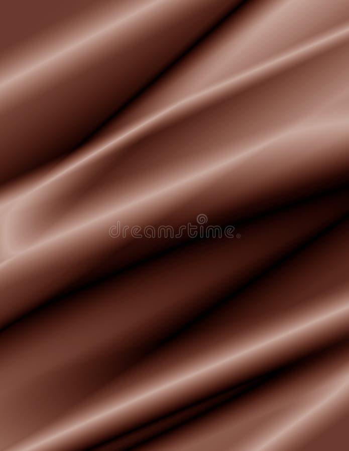 Schokoladen-Träume lizenzfreie abbildung