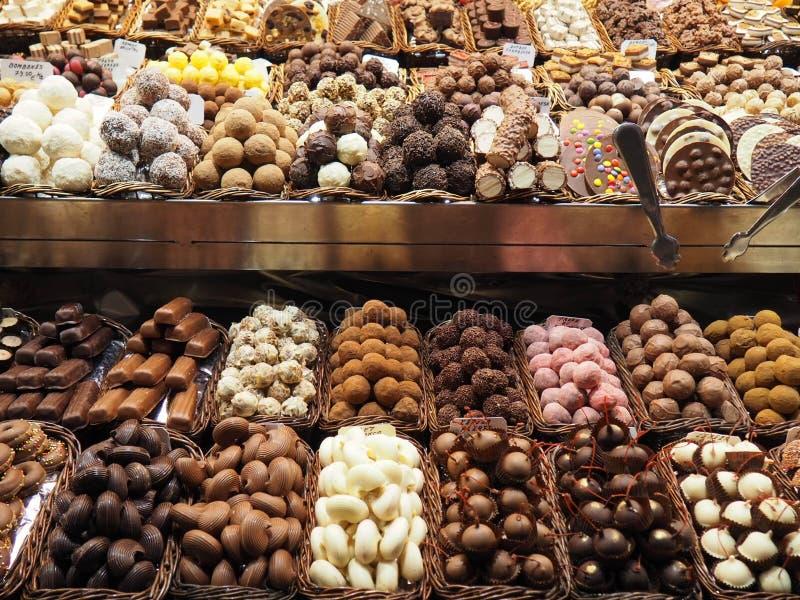 Schokoladenfestlichkeiten lizenzfreies stockfoto