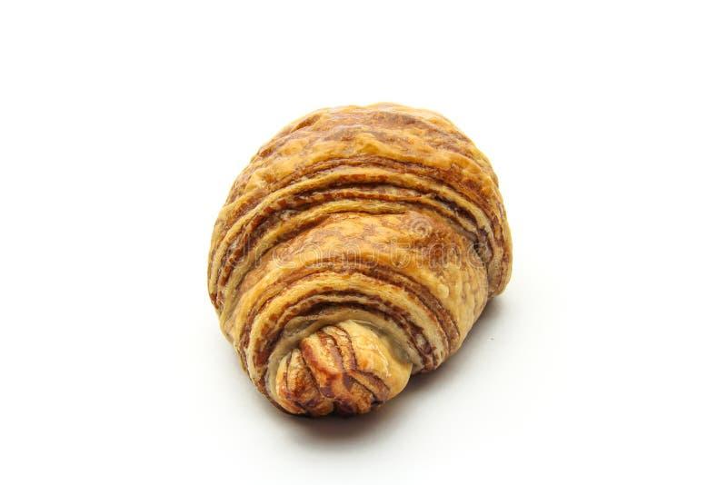 Schokoladenhörnchen lizenzfreies stockfoto