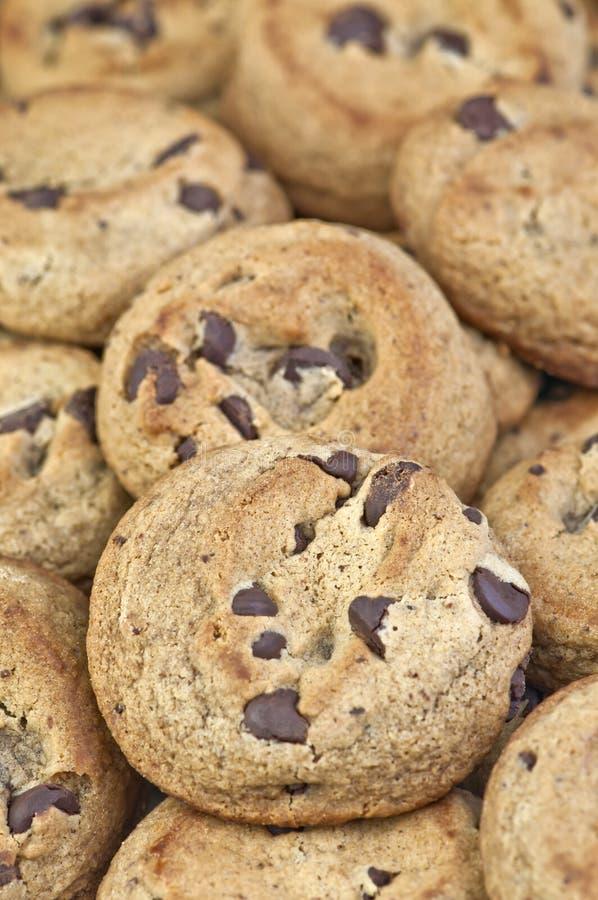 Download Schokoladenkekse stockbild. Bild von braun, versuchung - 23079623