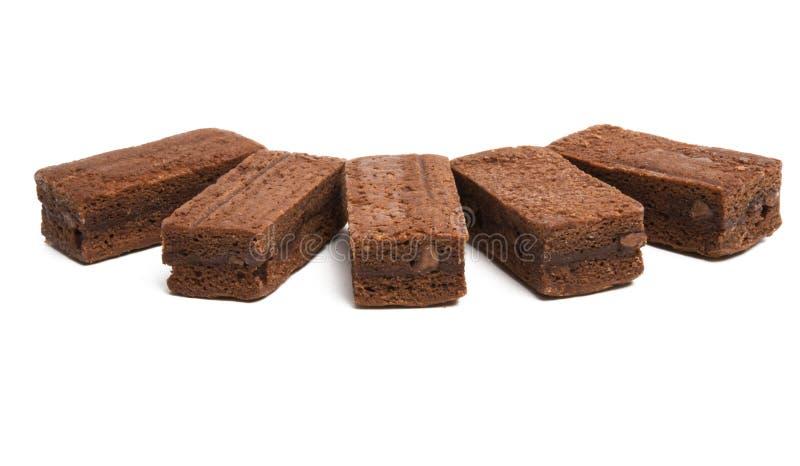 Schokoladenschokoladenkuchen stockfoto