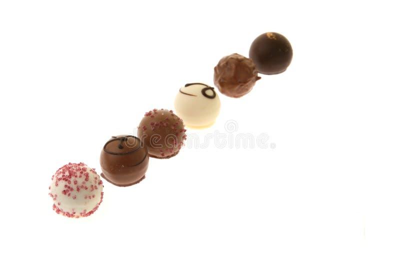 Schokoladenzeit stockfotografie