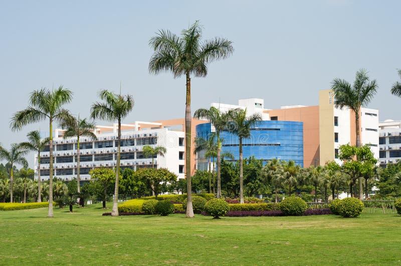 Scholen in Guangzhou, China, royalty-vrije stock foto