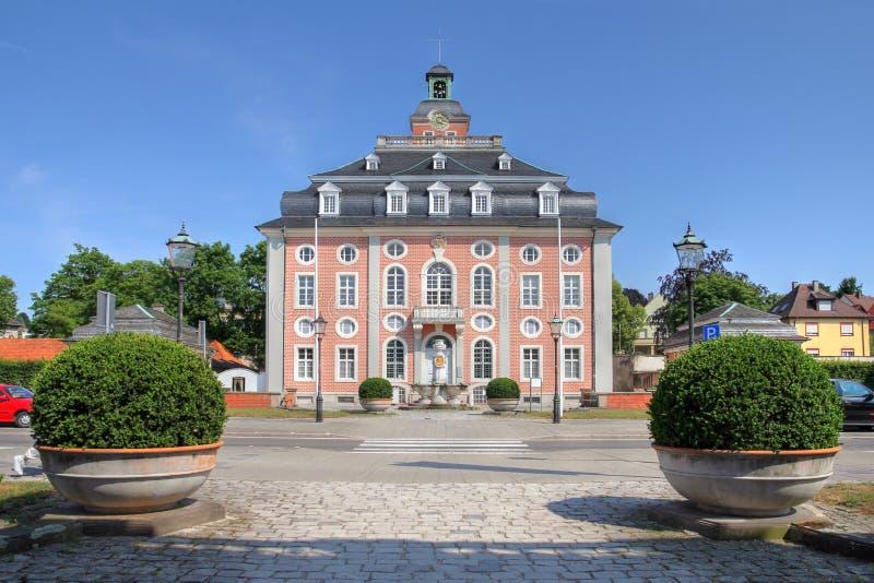Scholss Bruchsal, Germany stock image