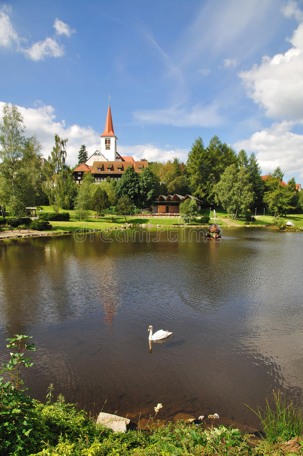 Download Schonach,Black Forest,Germany Royalty Free Stock Photos - Image: 22979338