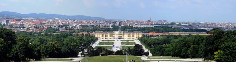 schonbrunn дворца стоковое фото rf