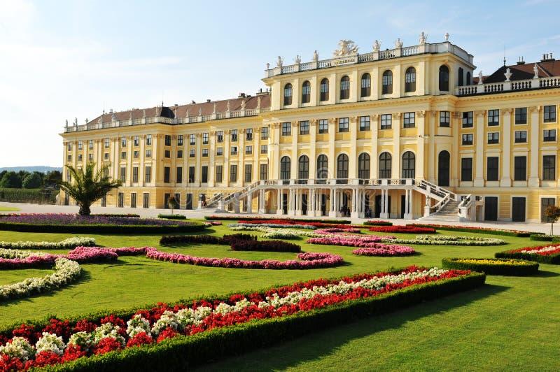 Schonbrunn imágenes de archivo libres de regalías