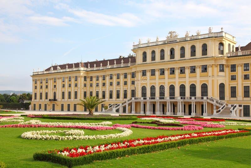 schonbrunn de palais image stock