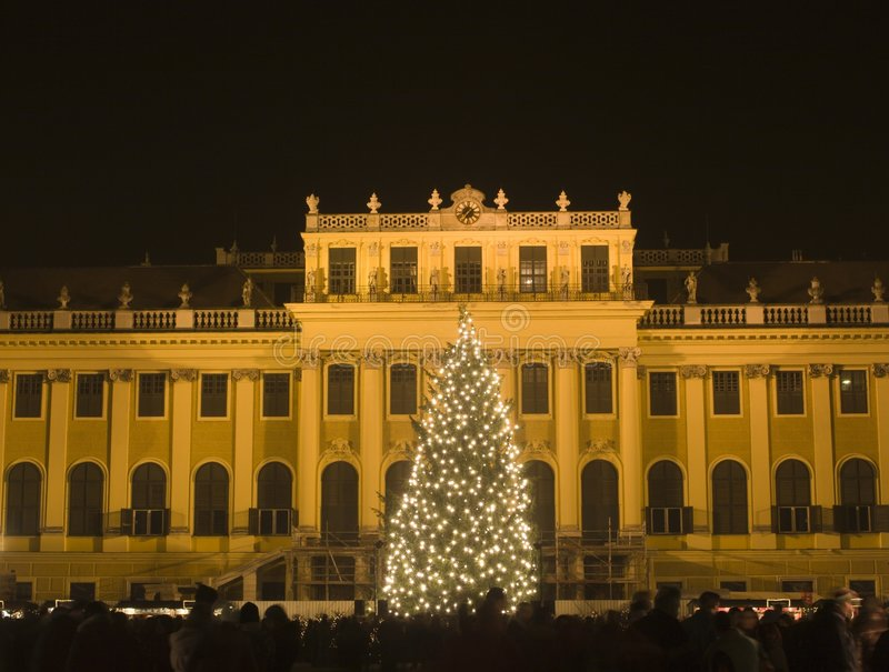Schonbrunn - vienna stock images
