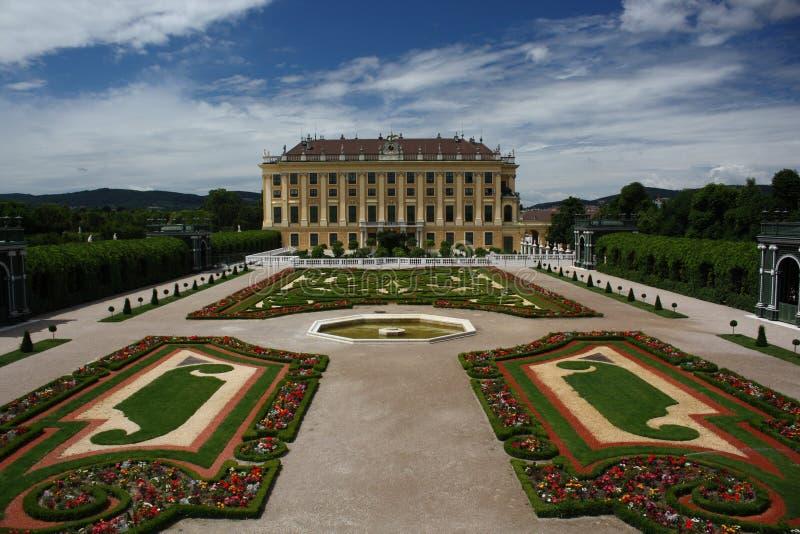 Schonbrunn. Vienne. images libres de droits