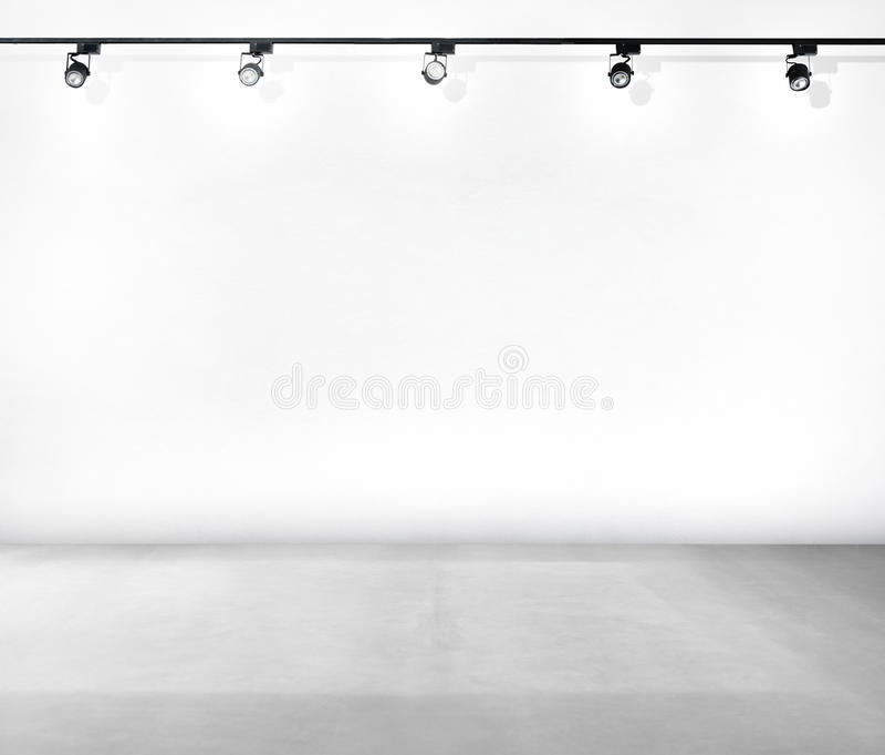 Schone Concrete Witte Achtergrond Geen Mensen die Materiaal aansteken stock foto