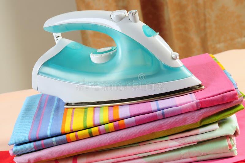Schone wasserij. stock afbeelding