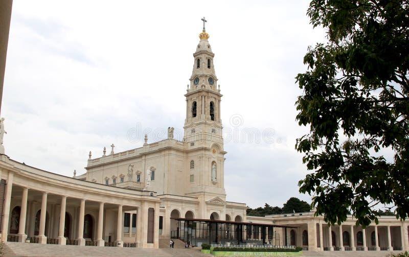 Schongebiet unserer Dame von Fatima, Portugal lizenzfreie stockfotos