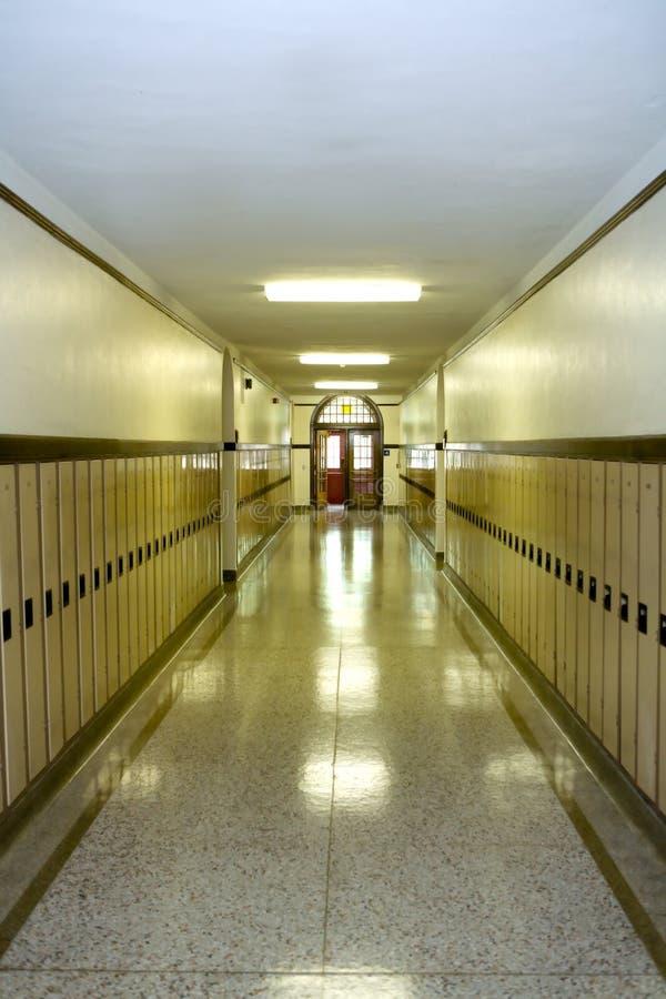 Schoo Hallway