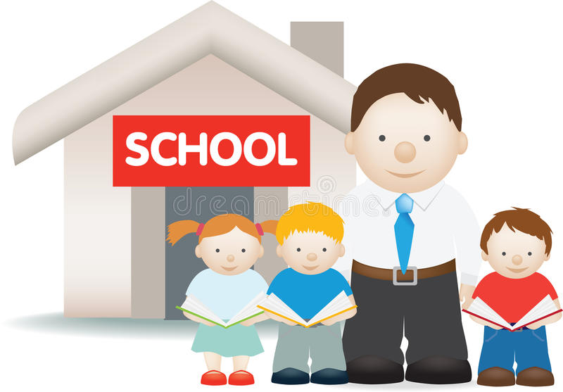 Download School Royalty Free Stock Photography - Image: 10437147