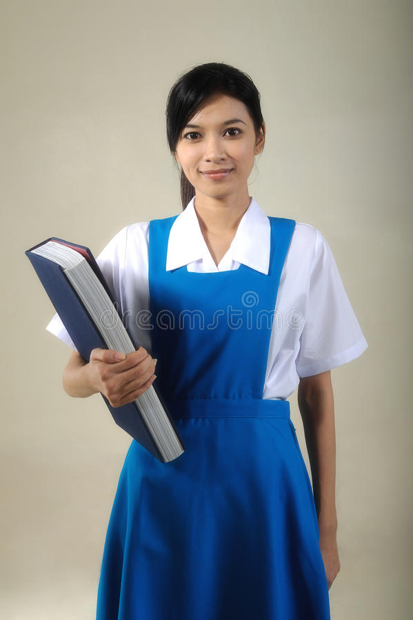 Download School stock photo. Image of asian, girl, student, casual - 15220846