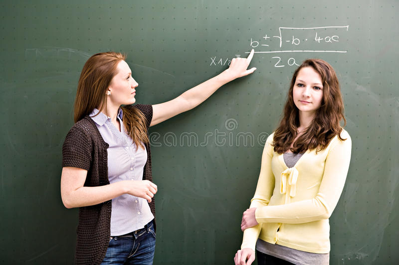 Download School stock photo. Image of pupil, learning, instructor - 24389914