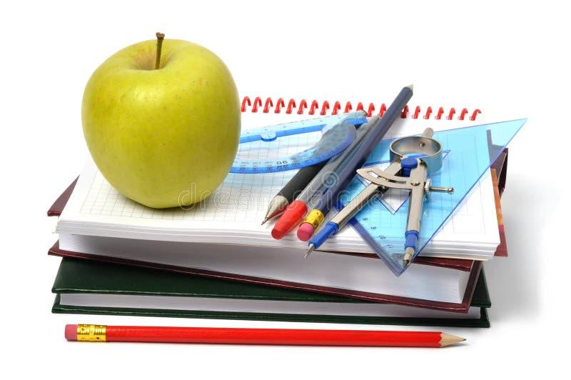 School Accessories stock photography