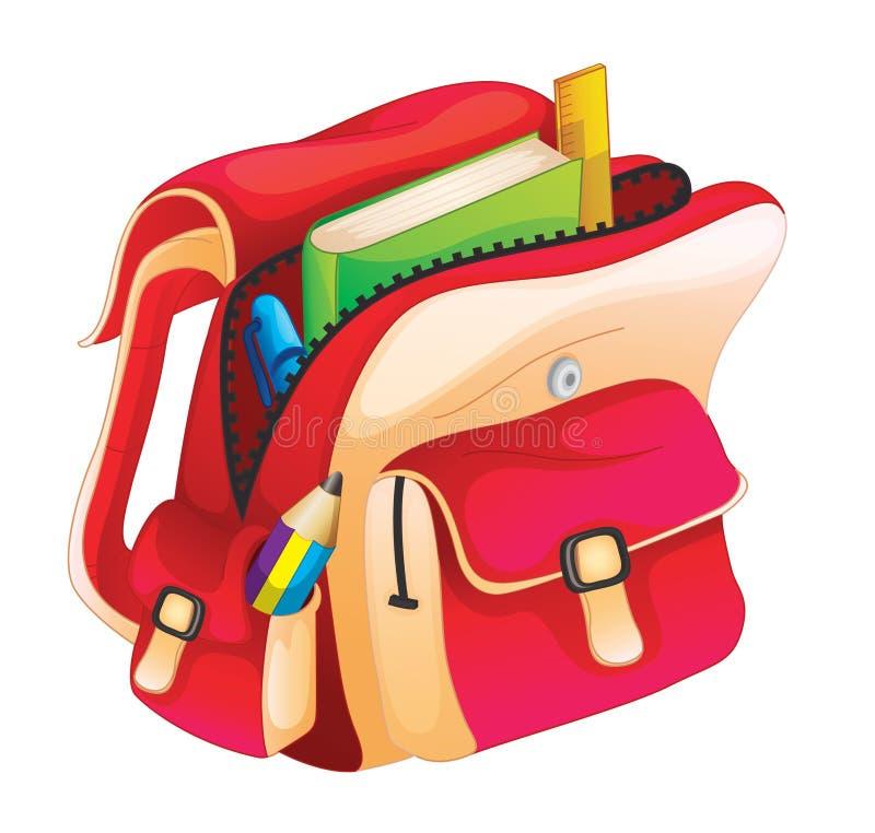 Free School Bag Royalty Free Stock Photography - 26112427