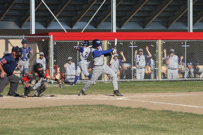 School-Baseball stockfotografie