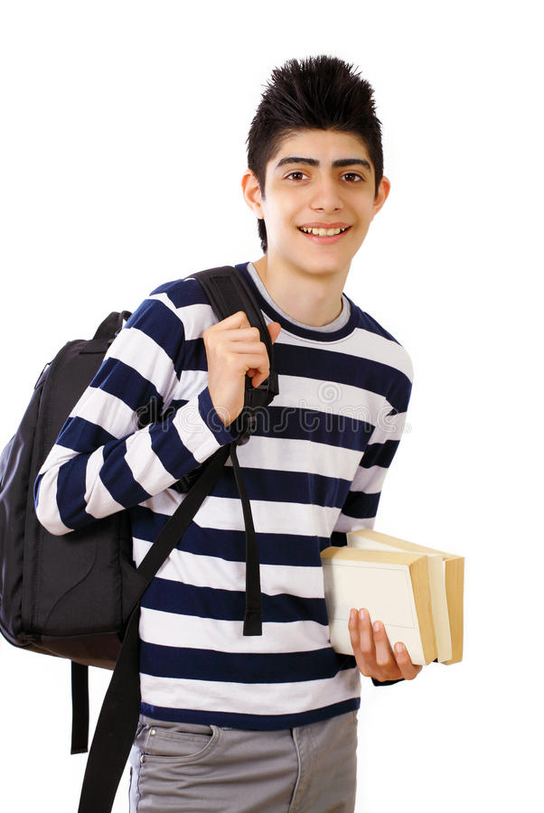 Download School Boy Royalty Free Stock Images - Image: 24203099