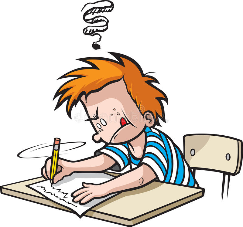 Writing a paper high