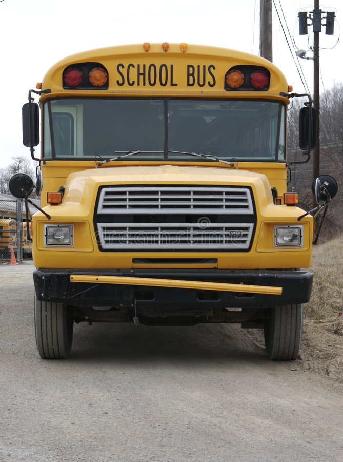 Free School Bus Royalty Free Stock Images - 606019