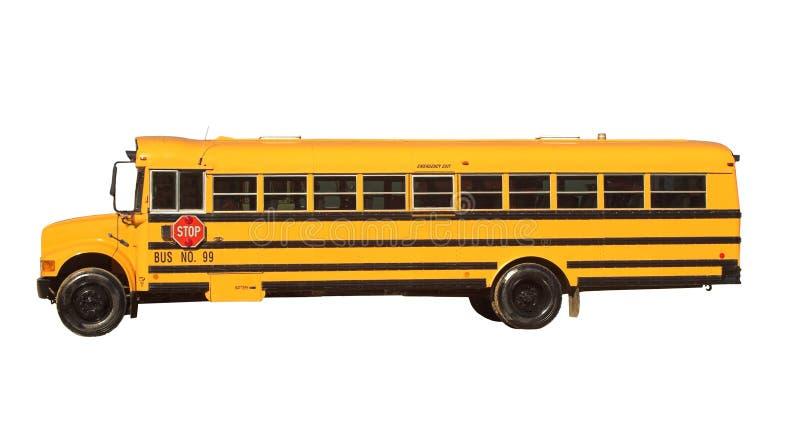 Download School bus stock photo. Image of horizontal, side, yellow - 6407576