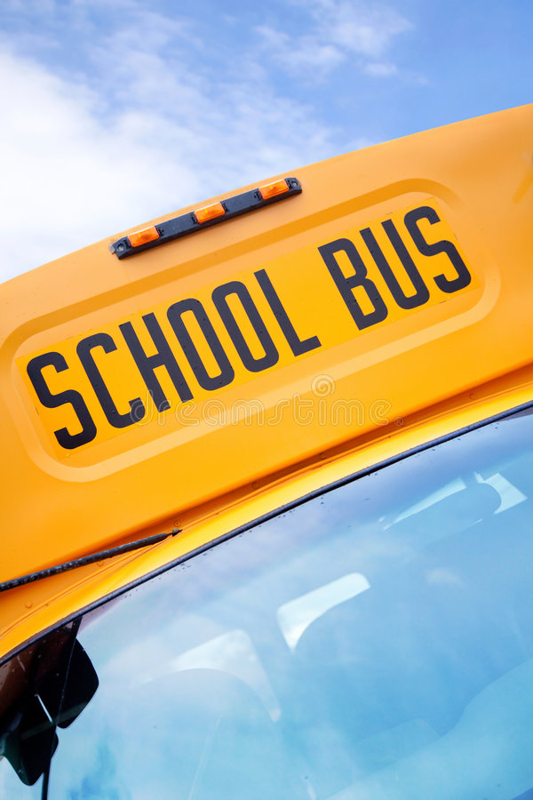 Download School Bus stock photo. Image of students, side, kids - 8196600
