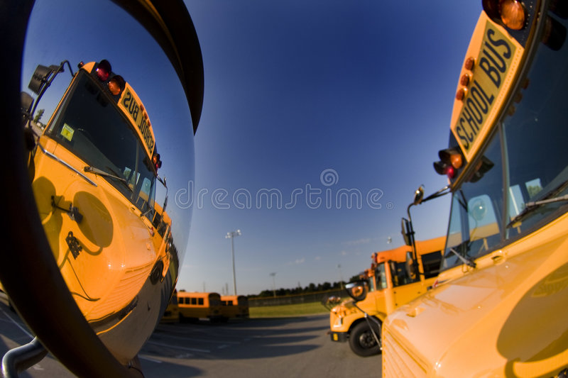 Download School Buses stock photo. Image of stop, central, digital - 7213466