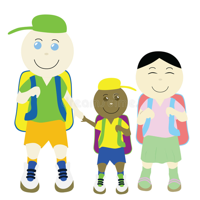 Download School Children Stock Photography - Image: 6114242