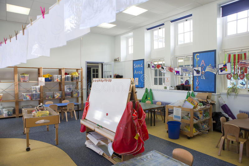 Download School Classroom Interior Stock Image Of Education