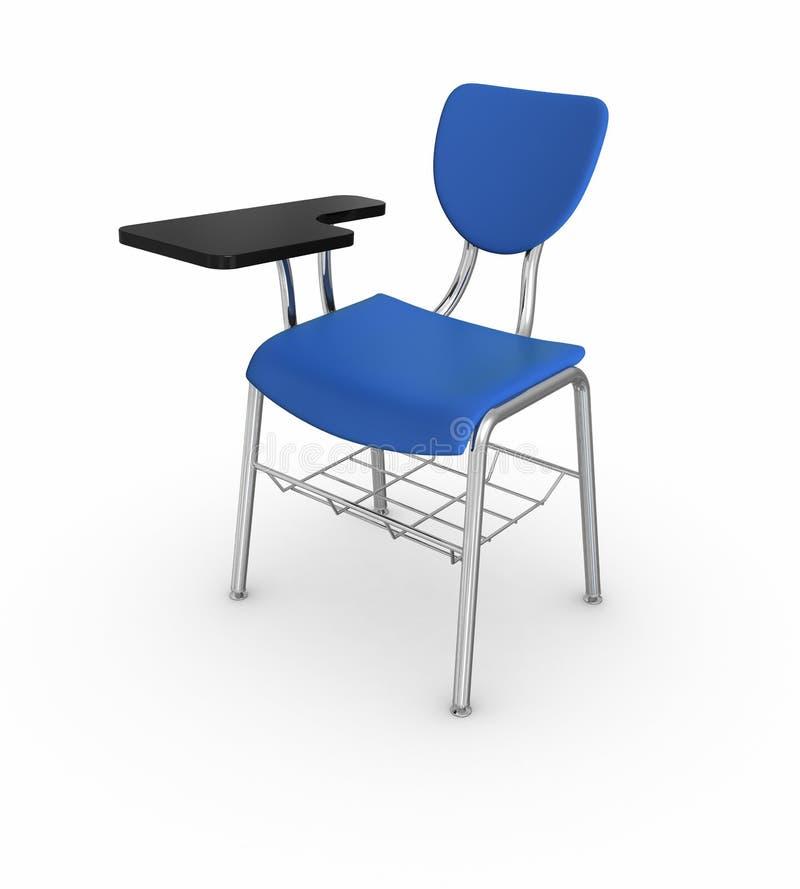 School Desk royalty free illustration