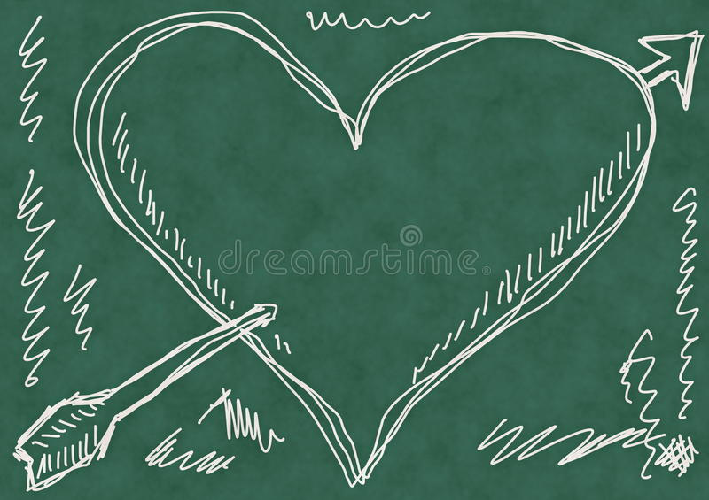 Download School Doodle Love Background Royalty Free Stock Image - Image: 30252026