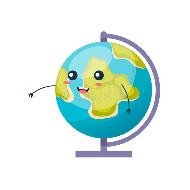 Earth globe planet funny colorful globe with hands up smiling download earth globe planet funny colorful globe with hands up smiling stock gumiabroncs Choice Image