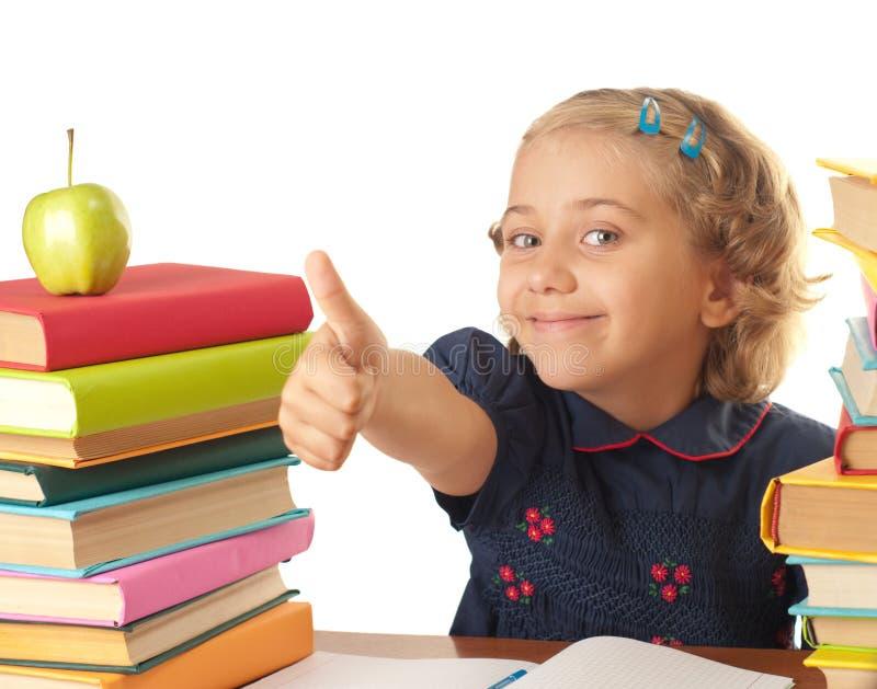 School-girl stock photography