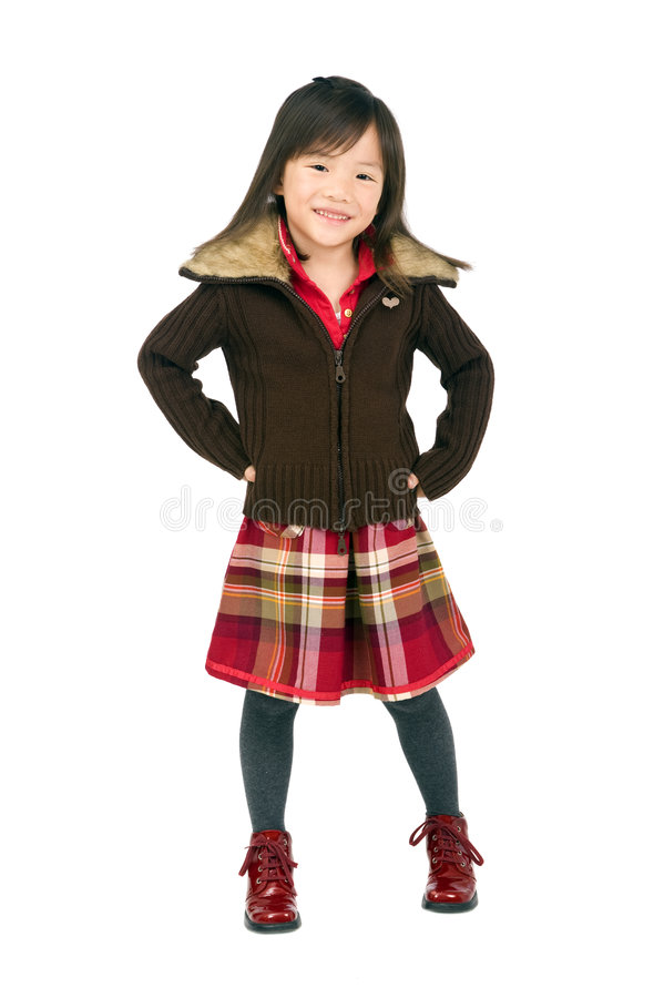 School Girl royalty free stock photos