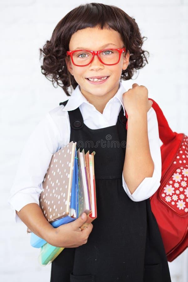School Girl Royalty Free Stock Photography